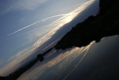 Ship canal 3 (Mortarman101) Tags: water evening canal warrington moore wharf waterway halton manchestershipcanal wiggisland
