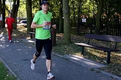 Příprava na maraton: První závody