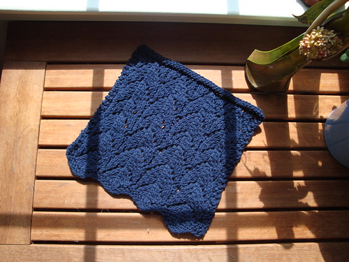 Lace Dish Cloth F3
