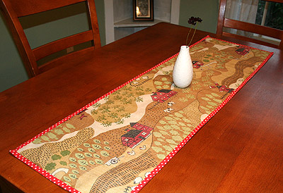 Farm Table Runner