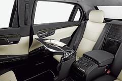 Mercedes-Benz S 600 Pullman Guard pic -