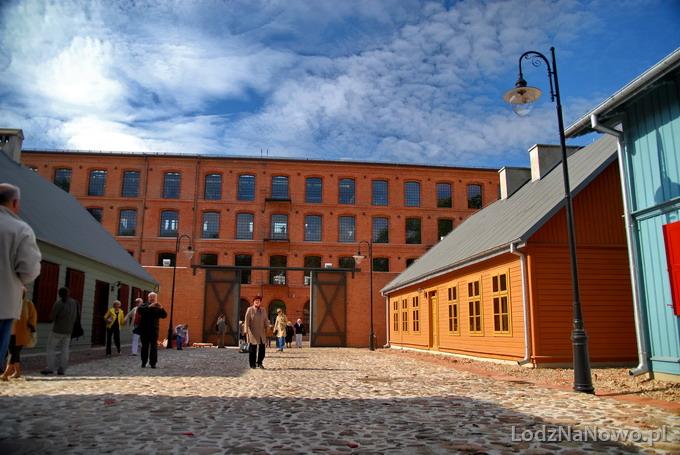 Skansen miejskiej architektury drewnianej