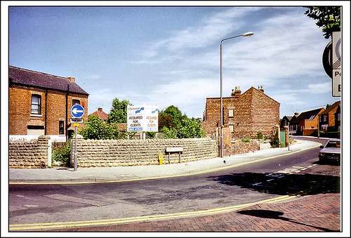 Front Street,  Arnold, Nottingham c1993