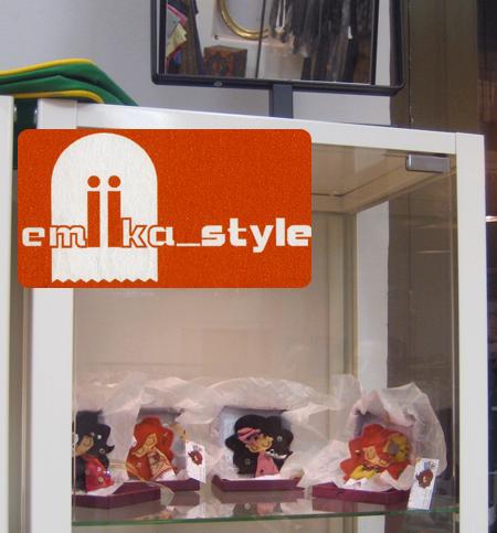 Meiquiñas en Emiika Style