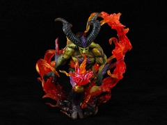 Final Fantasy Master Creatures - Ifrit / イフリート(1)