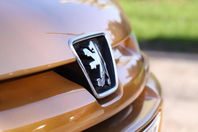 Peugeot 306 Bonnet Badge!