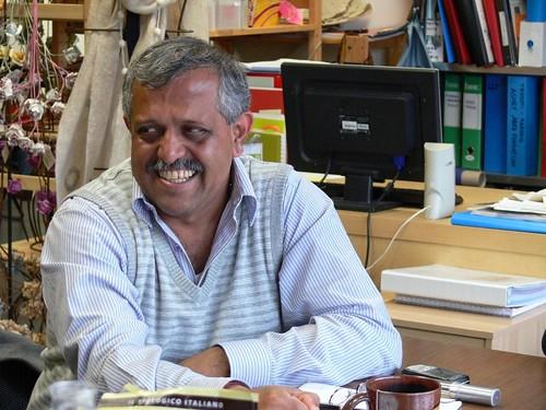 da phalada, india, i produttori  delle tisane  equo solidali Ayurvethica