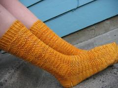 Marigold Socks