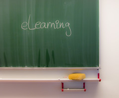 eLearning - FLickr photo by adesigna