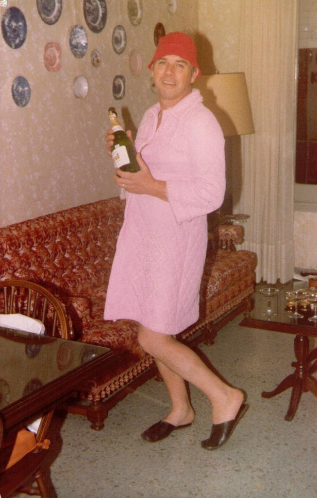 Papa - año 1985