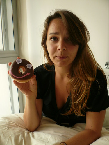 blog voyage australie sydney whv backpacker travel donut lise triste sourire