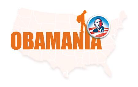 logo Obamania
