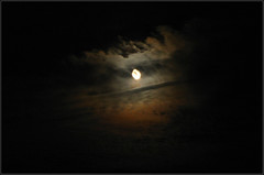 Cloudy moon (GrazerX) Tags: uk holiday canon scotland highlands powershot aviemore s3is graemesimpson octoberweek