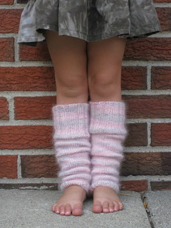 Ravelry Pickles Little Girl Leg Warmers Pattern By Beth