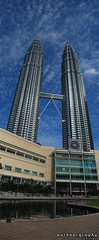 Outdoorgraphy™: KLCC Vertical Pano 1
