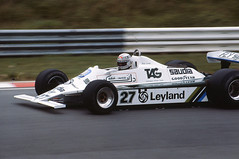 Alan Jones Williams FW07 Ford Cosworth F1 1980 British GP Brands Hatch (Antsphoto) Tags: uk slr classic ford car speed 35mm jones williams britain champion australia f1 historic grandprix turbo formulaone british canonae1 1980 1980s motorsports formula1 gp groundeffects motorsport racingcar turbocharged autosport brandshatch cosworth kodakfilm carracing williamsf1 motoracing f1car formulaonecar frankwilliams alanjones patrickhead formula1car williamscosworth fw07 tamron70210mm f1worldchampionship grandprixcar antsphoto saudiawilliams canonae135mmslr fiaformulaoneworldchampionship f1motoracing formula11980s anthonyfosh williamsfordcosworth formula1turbo