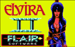 Elvira II: The Jaws of Cerebus screenshot