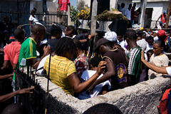 Gud celebration at Port-au-Prince cemetery (Andrew Welch Photography) Tags: haiti voodoo portauprince voodou guede gud