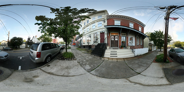2008 09-13 Panoramic Images of Cold Spring, New York