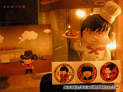Jay Chou stickers, postcards, figurines, etc