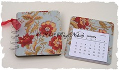 2009 Magnet Calendar and Post It Holder Gift Set