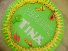 congrats tina