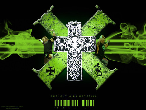 degeneration x triple h. WWE DX / Degeneration X