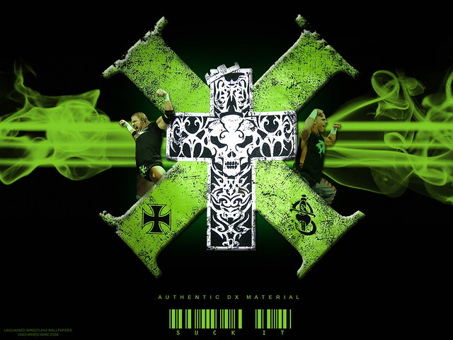 triple x wallpaper. WWE DX / Degeneration X Wallpaper | www.unchained-wwe.com