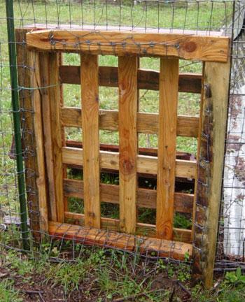 goat gate