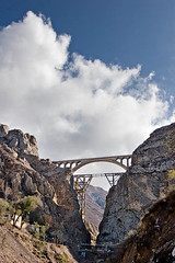 Iran, Veresk Bridge (Ali Majdfar) Tags:          gettyimagesmiddleeast