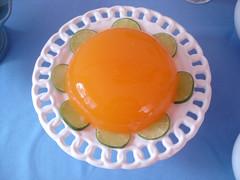 gelatina de maracujá
