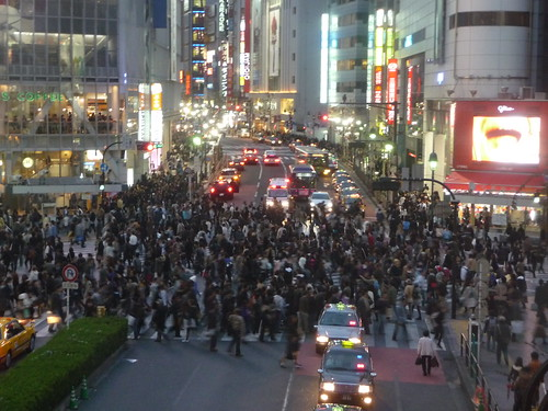 Better take on the madness that is Shibuya