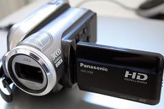 camera video high panasonic definition hd camcorder 1920 1080 3ccd hdchs9