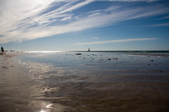 Memories (Shemer) Tags: sea diagonal france leder sky blue boat water sun  shemer shimritabraham