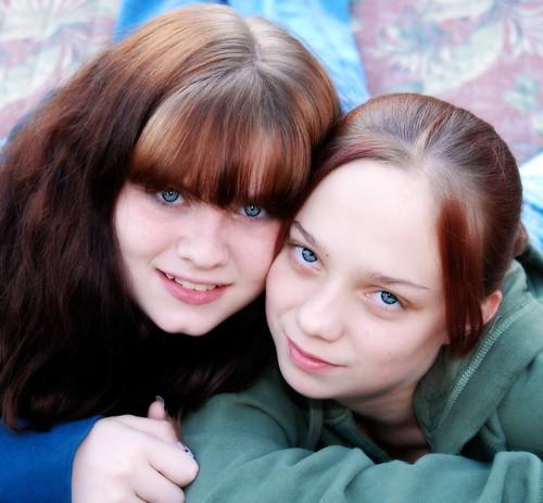 Portia & Brittany
