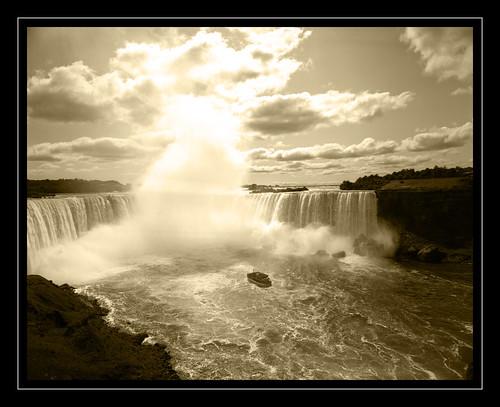 Niagara Falls, Canadian Horseshoe