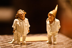 Nick Nolte & Michael Caine as Gnomes (Flickr Avatar) Tags: gnome gnomes visionaire nicknolte michaelcaine nicknoltemichaelcainegnomesvisionaire52