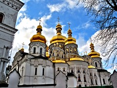 Kiev-Pechersk Lavra 20 (Grete Howard) Tags: cathedral religion ukraine caves monks christianity catacombs kiev kievpechersklavra cavescomplex