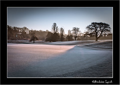 18th Green - Maynooth (ATL-Photography) Tags: bridge autumn ireland winter irish white house snow lynch cold tree green fall ice colin club sunrise river golf photography frozen photo championship fishing long exposure frost pin open hole mark atl flag country cottage picture shell kerry rye course liffey photograph intel carton fairway maynooth grounds monty 17th kildare montgomerie leixlip clane omeara demense aindreas atlphotography ladyemilyfitzgerald