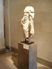 Statue of Asklepios - 2th cent BC (pjink11) Tags: sanfrancisco sculpture art broken greek artwork europe god greece figure medicine serpent marble 2008 legionofhonor asklepios physicians mended pentelic himation fineartsmuseumssf