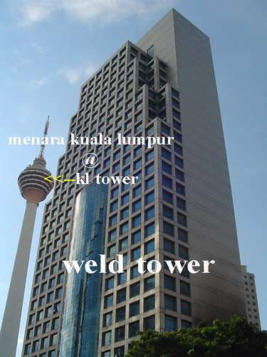 weld tower