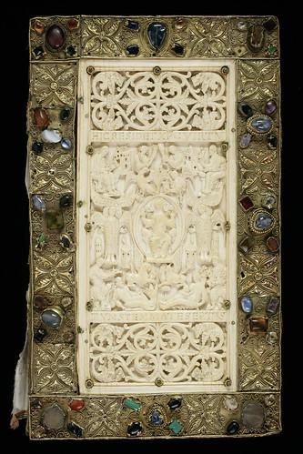 010- Evangelium longum- considerada de valor mundial- Biblioteca Sangallense- hacia el año 895