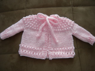 Ravelry 5 hour baby sweater pattern by beverly a qualheim by craftchick flickr dt1010fo