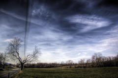 Broken HDR (L Hollis Photography) Tags: slr field clouds photoshop canon dark cg nikon open dynamic wide far hdr hollis edit elph d40 ndeliciousbass