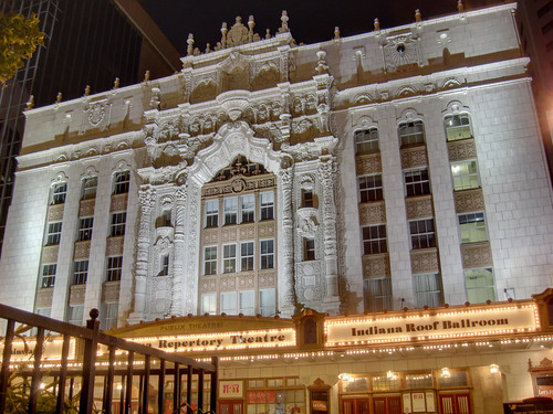 Indiana Repertory Theater - enfused