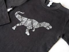 Custom Dino Tee