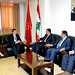 Secretary of State for Near Eastern Affairs David Hill and the US Ambassador to Lebanon Michele Sison met Tashnag party
