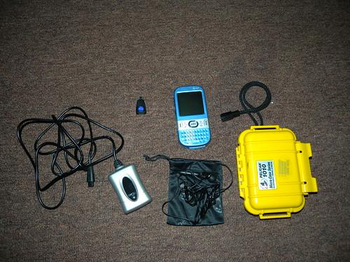 Phone kit