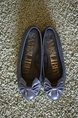 Sam amp libby ballet flats shoeplay candid 2