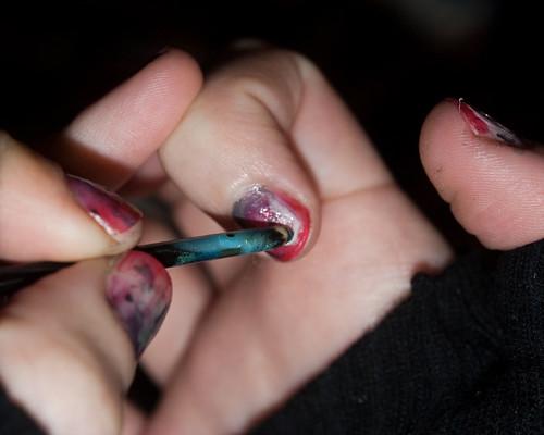 Zombie Nail: 5